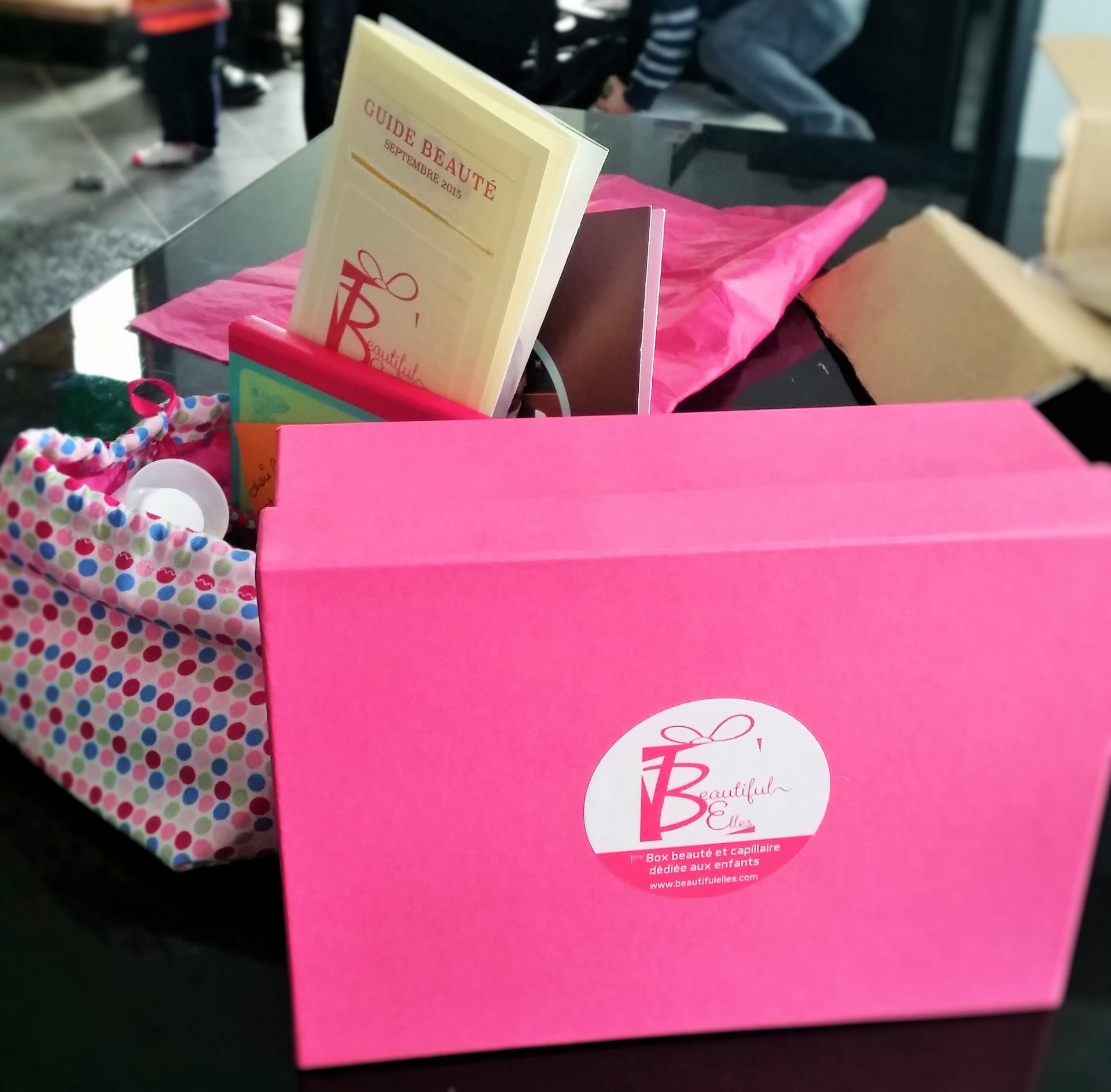 test produit la box beaut pour les jeunes filles beautiful elles mamanmi. Black Bedroom Furniture Sets. Home Design Ideas