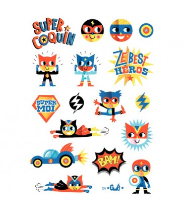 super-heros-by-gwe