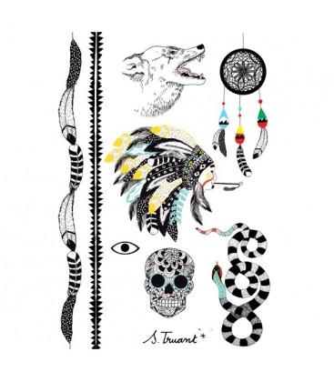 tatouage-temporaire-indien